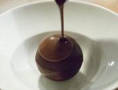 Sphère chocolat